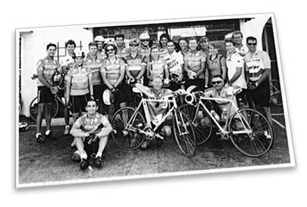 Echelon Cycling Club Santa Barbara, Established 1984